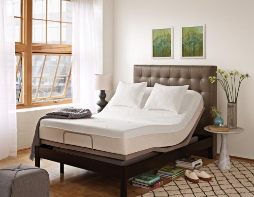 TEMPUR-Ergo Collection - Ergo Grand Adjustable Base - Queen