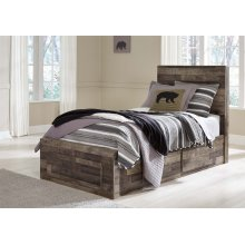 Derekson Twin Bed