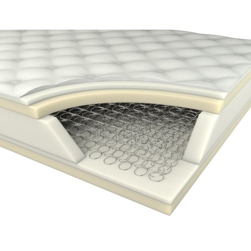 Acadia Plush Tight Top Twin Mattress