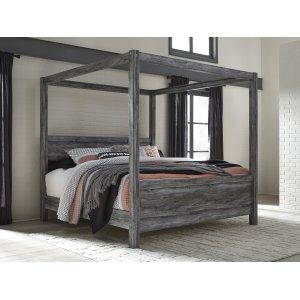 AshleySIGNATURE DESIGN BY ASHLEYBaystorm - Gray 3 Piece Bed Set (King)