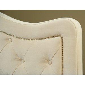 Trieste King Headboard - Buckwheat