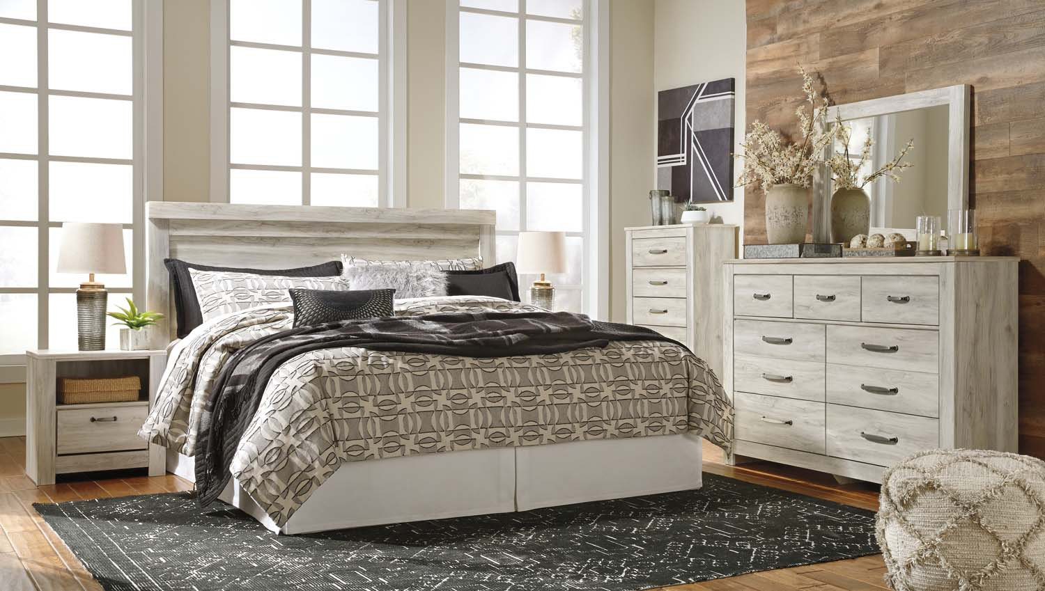 Genial Bellaby   Whitewash 2 Piece Bedroom Set