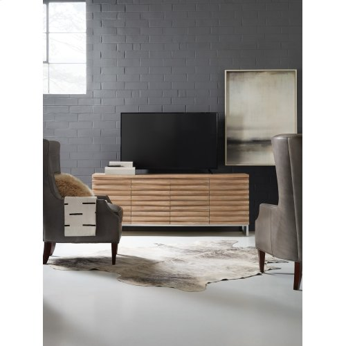 Home Entertainment Cloud Nine 76in Entertainment Console