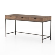 Auburn Poplar Finish Trey Modular Writing Desk