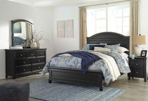 Froshburg - Two-tone 3 Piece Bed Set (Queen)