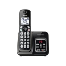 Expandable Cordless Phone with Call Block and Answering Machine - 1 Handset - KX-TGD530M