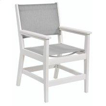 Mayhew Sling Dining Arm Chair