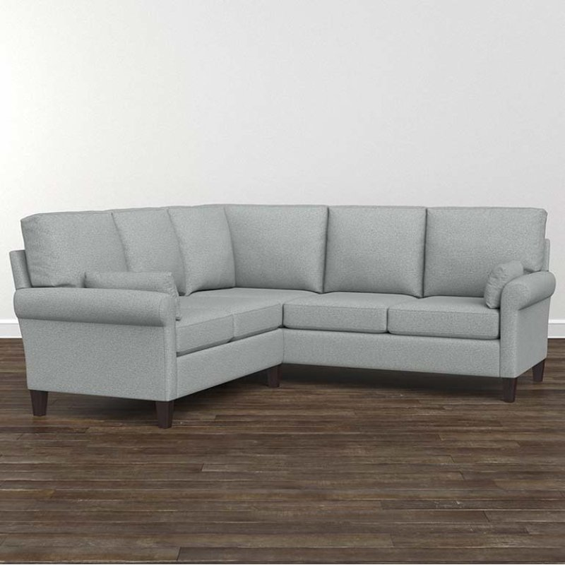 2672lsectlr In By Bett Furniture Greenville Sc Essentials Liam Large L Shaped Sectional