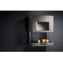 The BL 253 lift oven with automatic elevating base