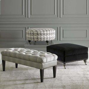 Bassett FurnitureCustom Bench Rectangle Bench