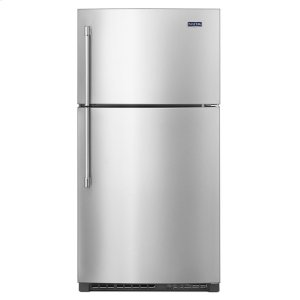 33-Inch Wide Top Freezer Refrigerator with EvenAir Cooling Tower- 21 Cu. Ft. -