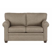 Loveseat - Brown Revolution Finish