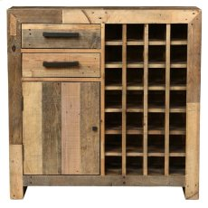 Omni Wine Cabinet Natural Product Image