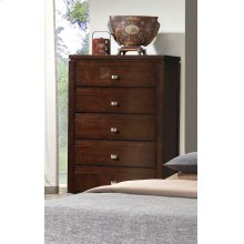 Cameron Rich Brown Six-drawer Chest