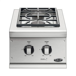 "DCS14"" Series 7 Double Side Burner, Lp Gas"