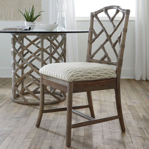 Custom Dining Bali Side Chair