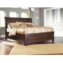 Porter 3 Piece Bed Set (King)