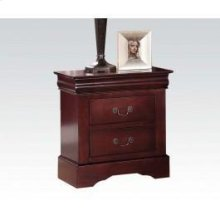 Cherry L.p Nightstand
