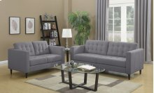 Liam Gray Loveseat