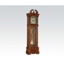 Dark Oak Grandfather Clock