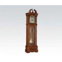 Dark Oak Grandfather Clock