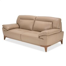 Turano Leather Sofa