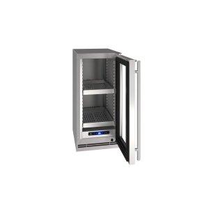 "U-Line15"" Refrigerator With Stainless Frame Finish (115 V/ 60 Hz Volts / 60 Hz Hz)"