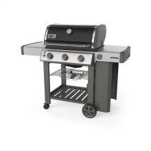 GENESIS II E-310 Gas Grill Black Natural Gas