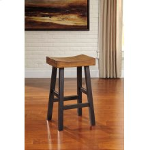 Glosco - Brown Set Of 2 Dining Room Barstools