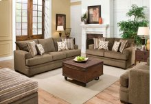 3650 HOYER Sofa in Cornell Cocoa (MFG # 3653-1661)