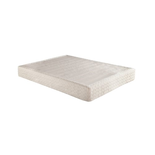 Ready to Assemble Quilted Mattress Foundation King