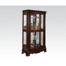 Cherry Curio Cabinet