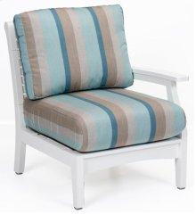 Left Arm Club Chair