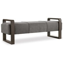 Living Room Curata Upholstered Bench