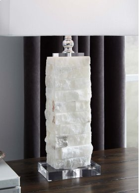 Alabaster Table Lamp (1/CN)