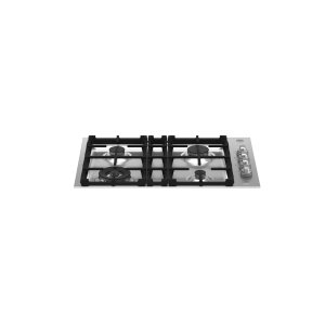 "Bertazzoni30"" Drop-in Gas Cooktop 4 Burners"