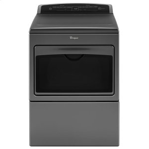 Whirlpool7.4 cu.ft Top Load HE Electric Dryer with AccuDry , Intuitive Touch Controls