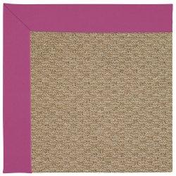 Creative Concepts-Raffia Canvas Hot Pink Machine Tufted Rugs