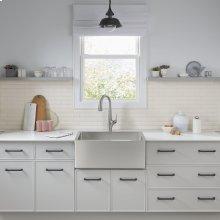 Avery 30 x 20 Single Bowl Apron Kitchen Sink  American Standard - Stainless Steel