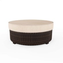Ottoman with Cushion