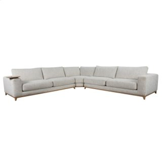Donovan Sectional Sand