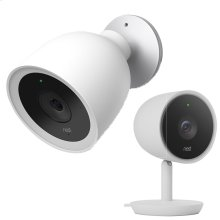 Nest Cam Indoor Outdoor Kit