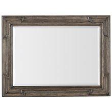 Bedroom Woodlands Landscape Mirror