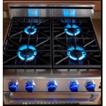 DacorRange and Cooktop - Backguards and Island Trim Kits