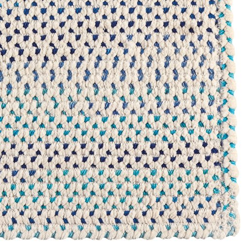 Dramatic Static Tidal Wave Braided Rugs