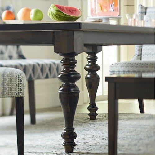 "Bench*Made Maple 90"" Georgian Table"
