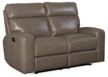 Living Room Mowry Power Motion Loveseat w/Pwr Hdrest