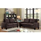 PLATINUM II CHOC SOFA/LOVESEAT Product Image