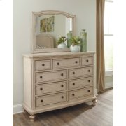 Demarlos - Parchment White 2 Piece Bedroom Set Product Image
