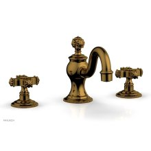 MARVELLE Widespread Faucet 162-01 - French Brass